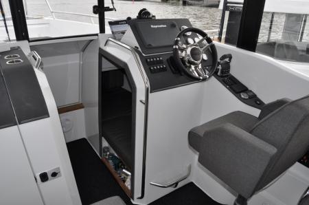 XO 270 RS Cabin ruff