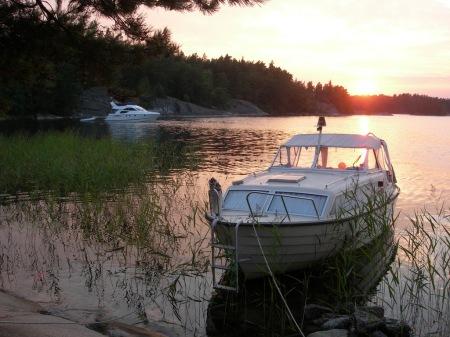 Solnedgång DSCN2964