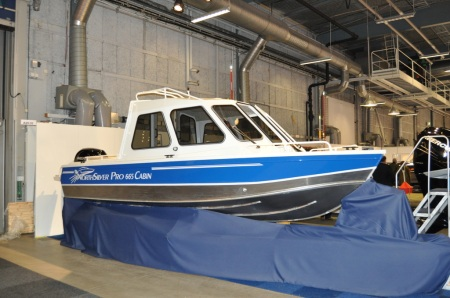 North Silver Pro 655 Cabin 1 DSC_4070