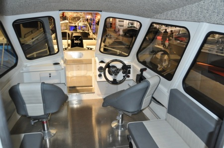 North Silver Pro 655 Cabin  2 DSC_4071
